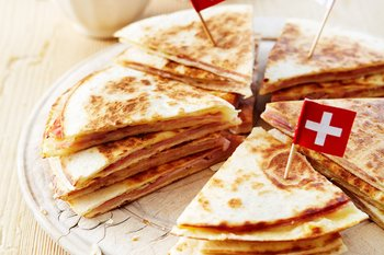 Quesadillas all'Emmentaler DOP