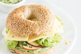 Bagel «Crazy Day» al Tilsiter